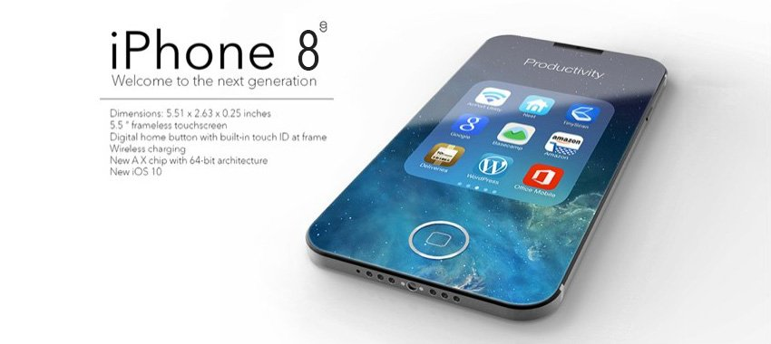 Apple IPhone 8 Release Date And Specification