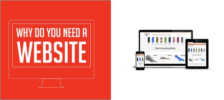 Company Website – Why do I need it?