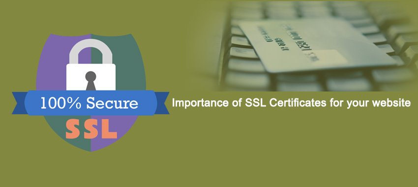 Why is a SSL Certificate important for your website?